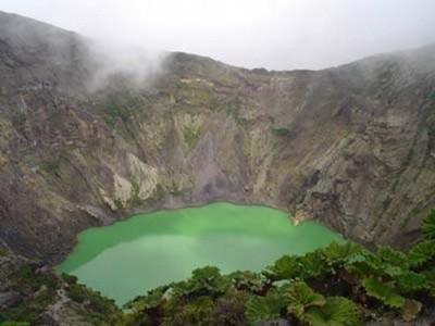 Cartago - Irazu Volcano